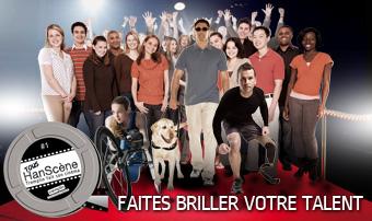 Challenge vidéo Tous Hanscène 2013