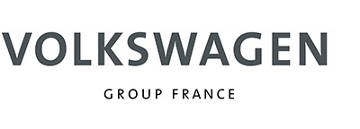 Logo de Volkswagen Group France